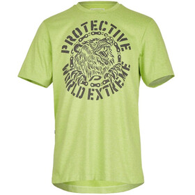 Protective Spirit Bear T-Shirt Men green